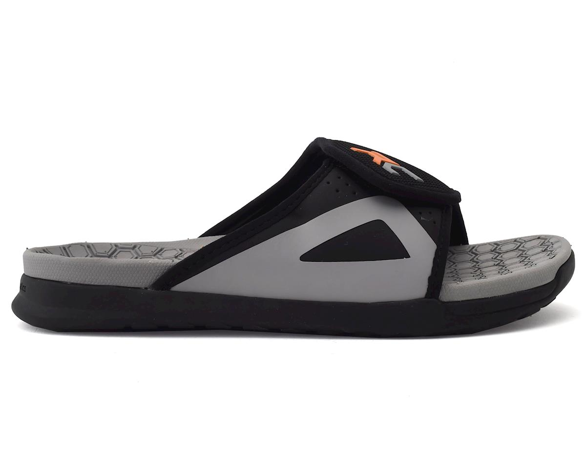 Ride Concepts Youth Coaster Slider Shoe (Black/Orange) (6)