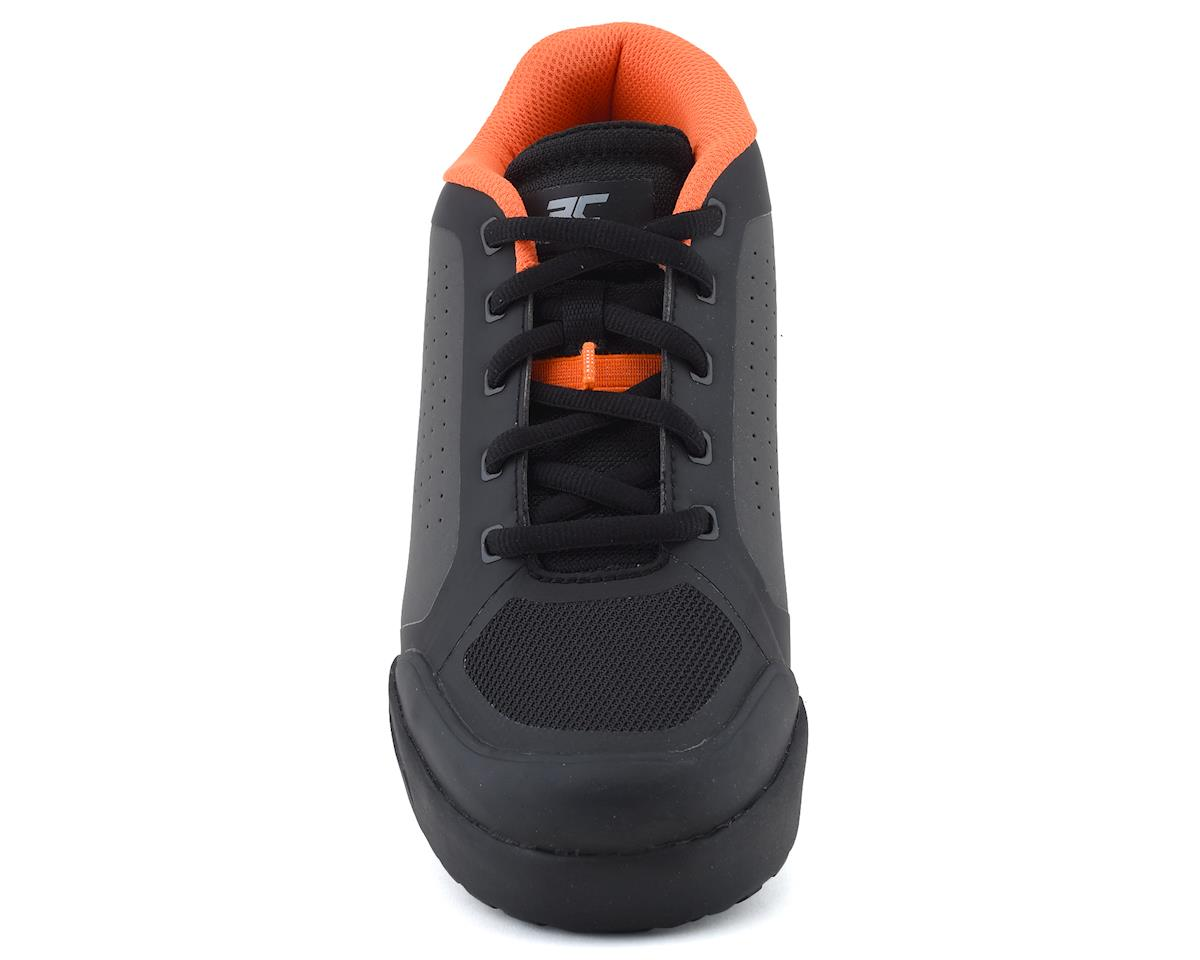 Image 3 for Ride Concepts Powerline Flat Pedal Shoe (Charcoal/Orange) (9)