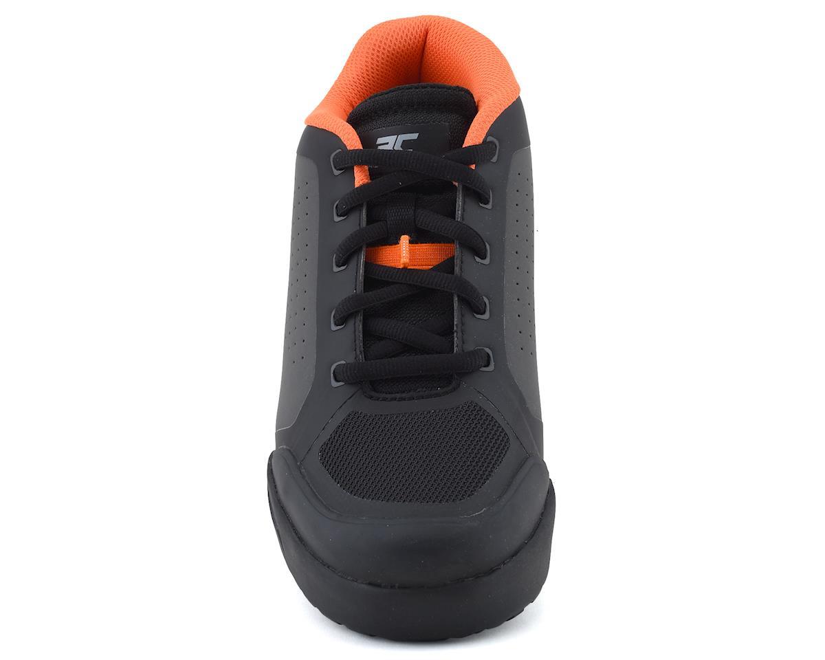 Ride Concepts Powerline Flat Pedal Shoe (Charcoal/Orange) (9.5)