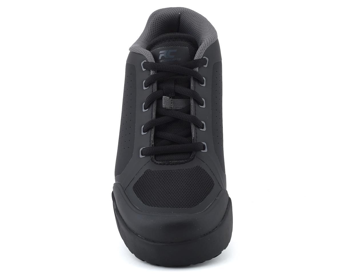 Ride Concepts Powerline Flat Pedal Shoe (Black/Charcoal) (8.5)