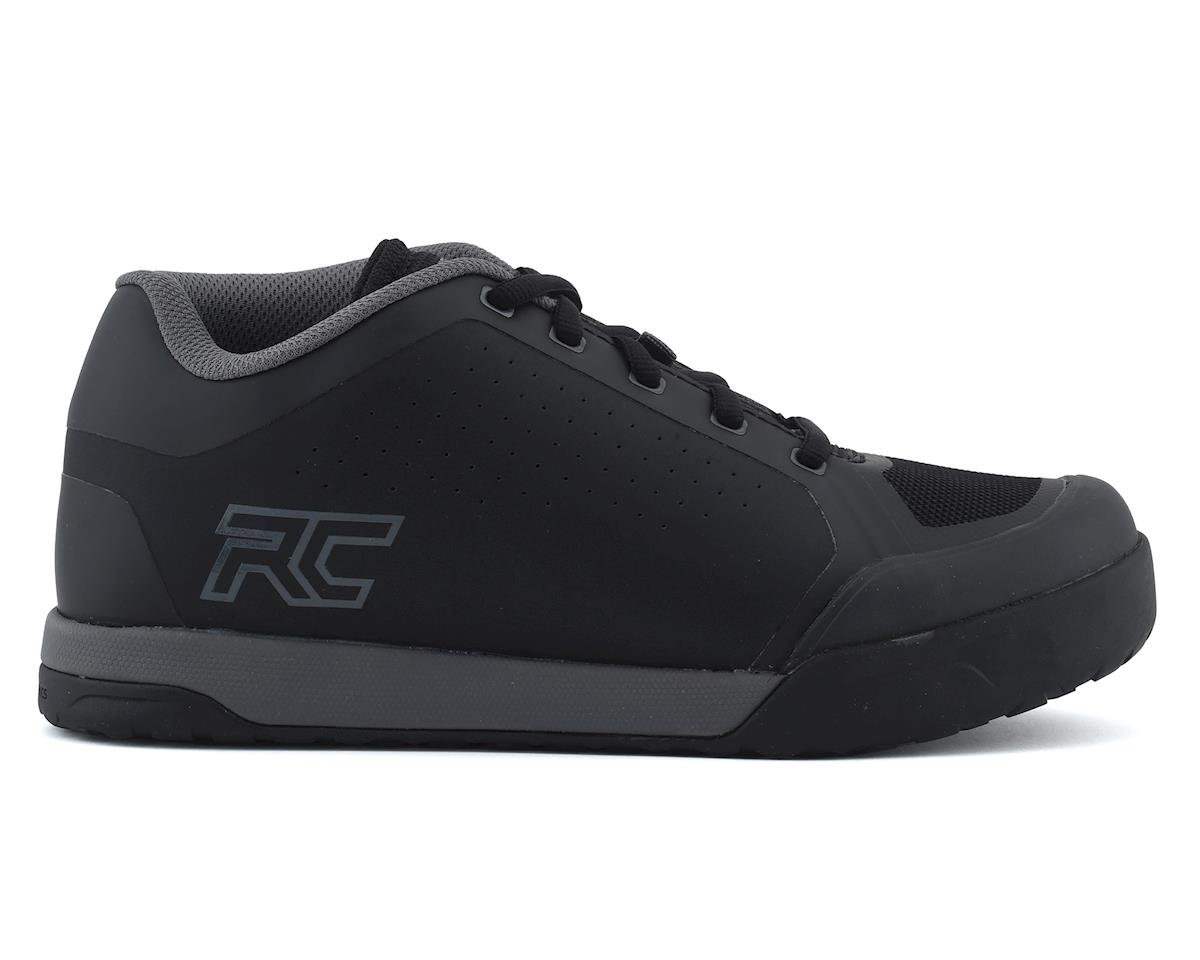 Ride Concepts Powerline Flat Pedal Shoe (Black/Charcoal) (9.5)