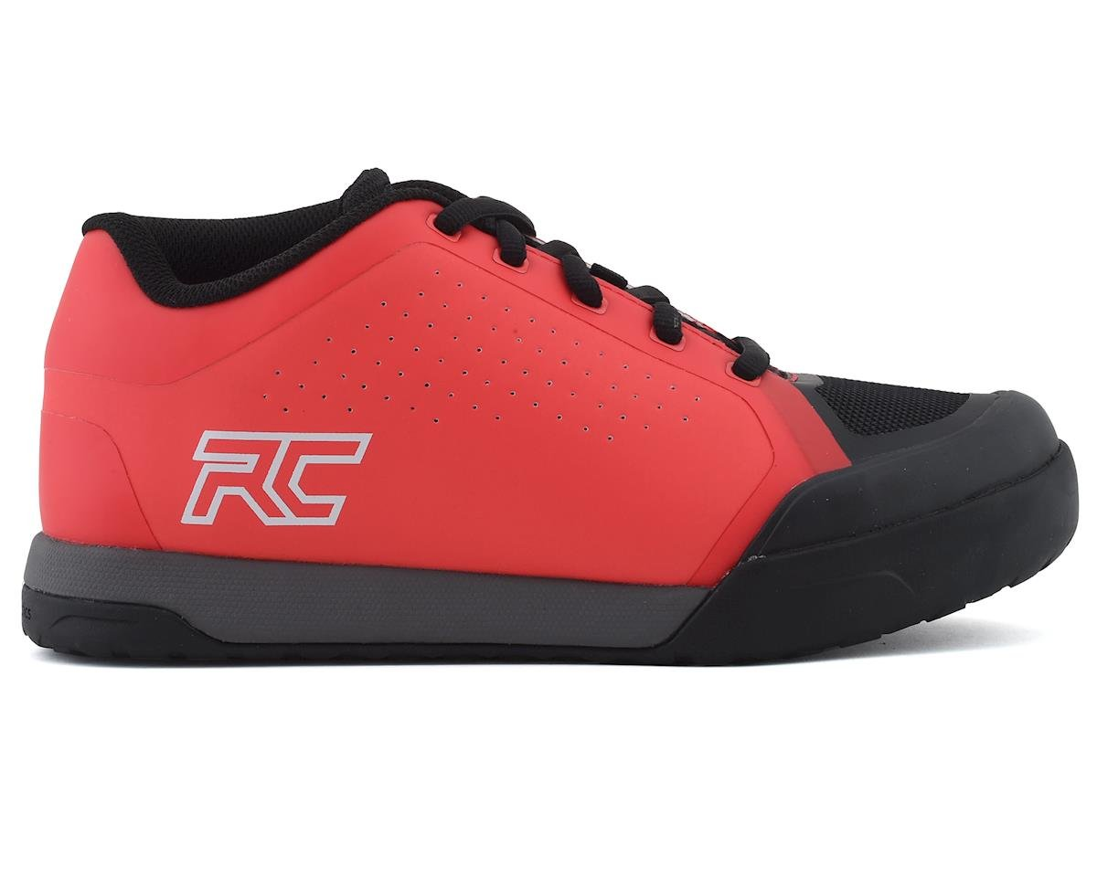 Ride Concepts Powerline Flat Pedal Shoe (Red/Black) (8.5)