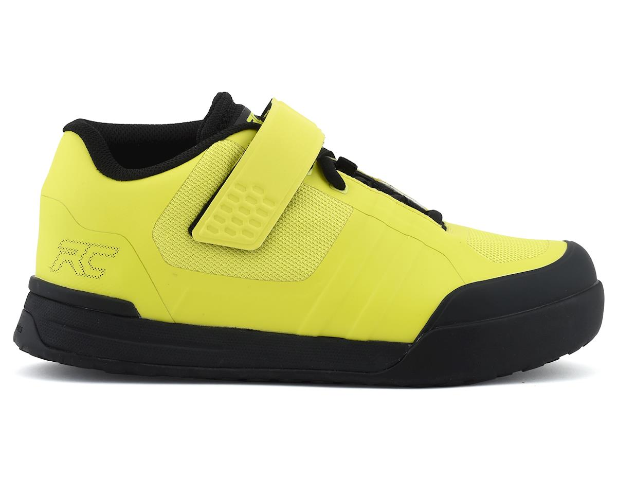 Ride Concepts Transition Clipless Shoe (Lime/Black) (8)