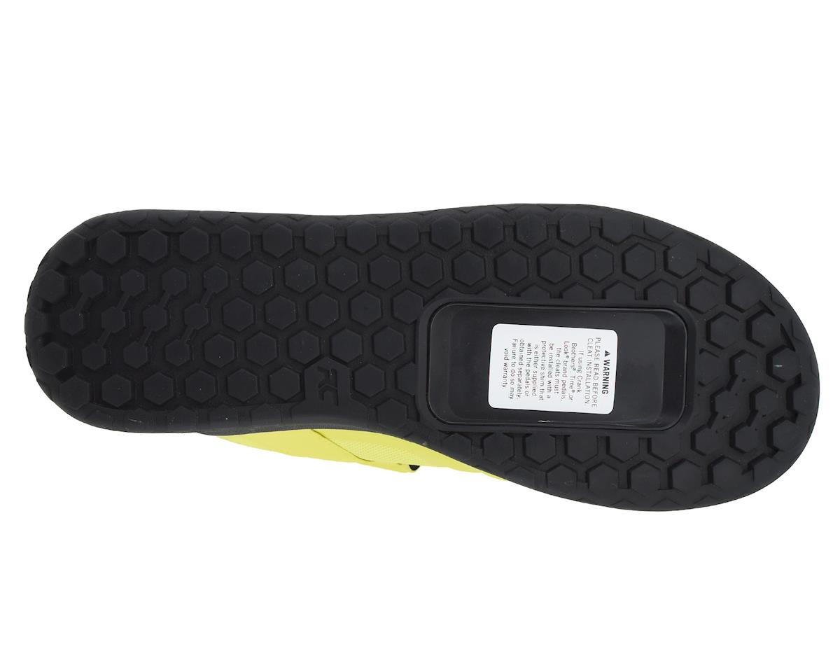 Ride Concepts Transition Clipless Shoe (Lime/Black) (8.5)