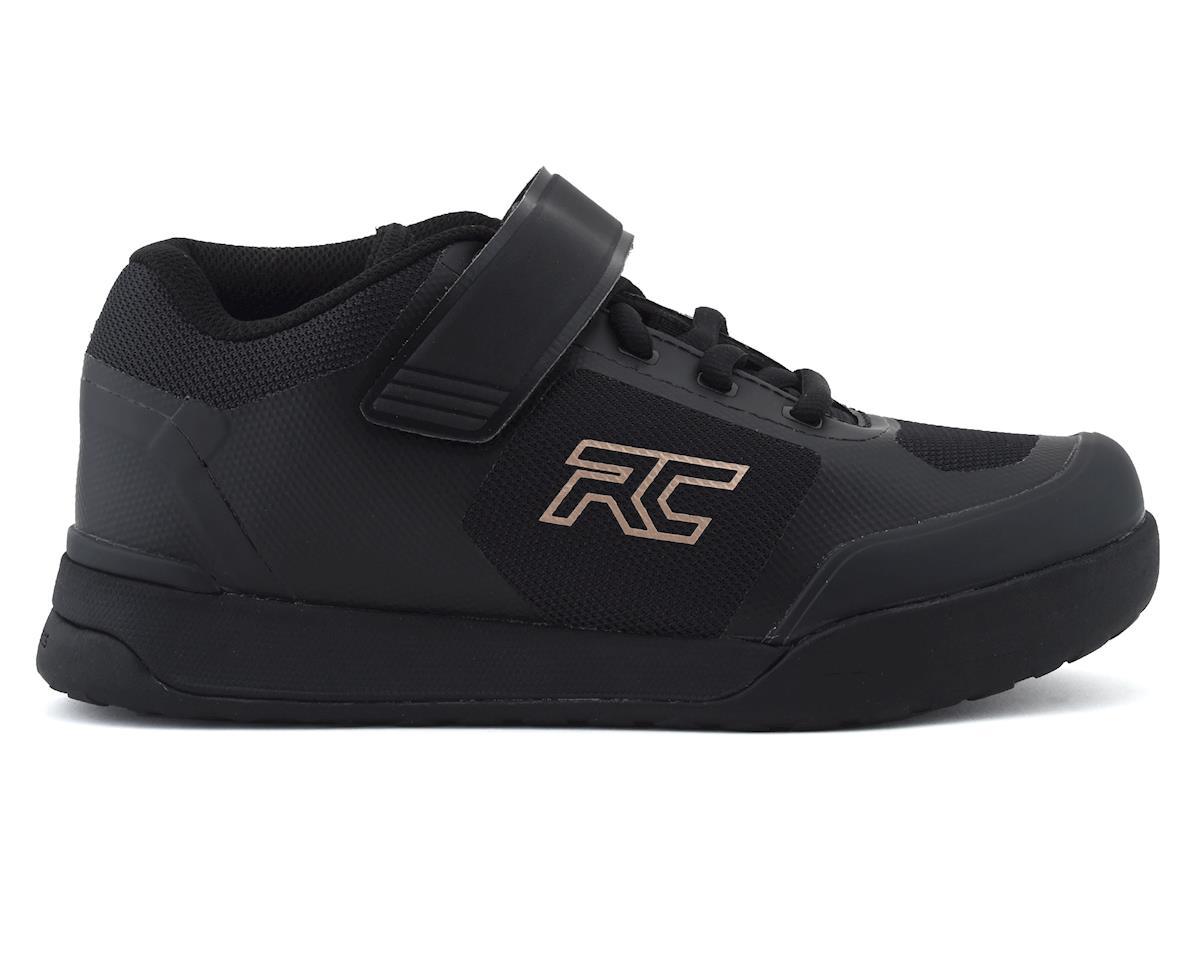 Ride Concepts Women's Traverse Clipless Shoe (Black/Gold) (5.5)