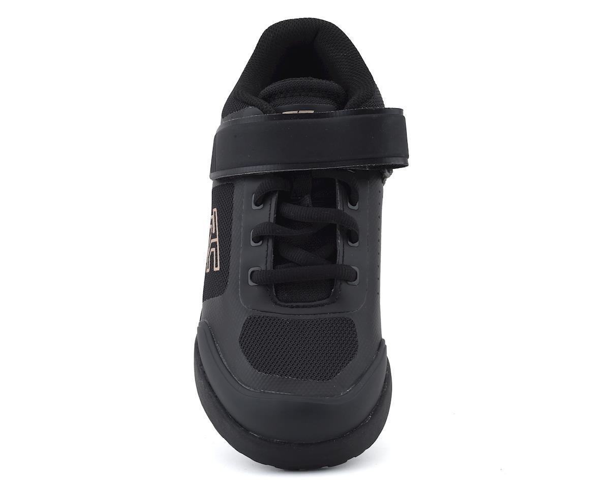 Ride Concepts Women's Traverse Clipless Shoe (Black/Gold) (10)