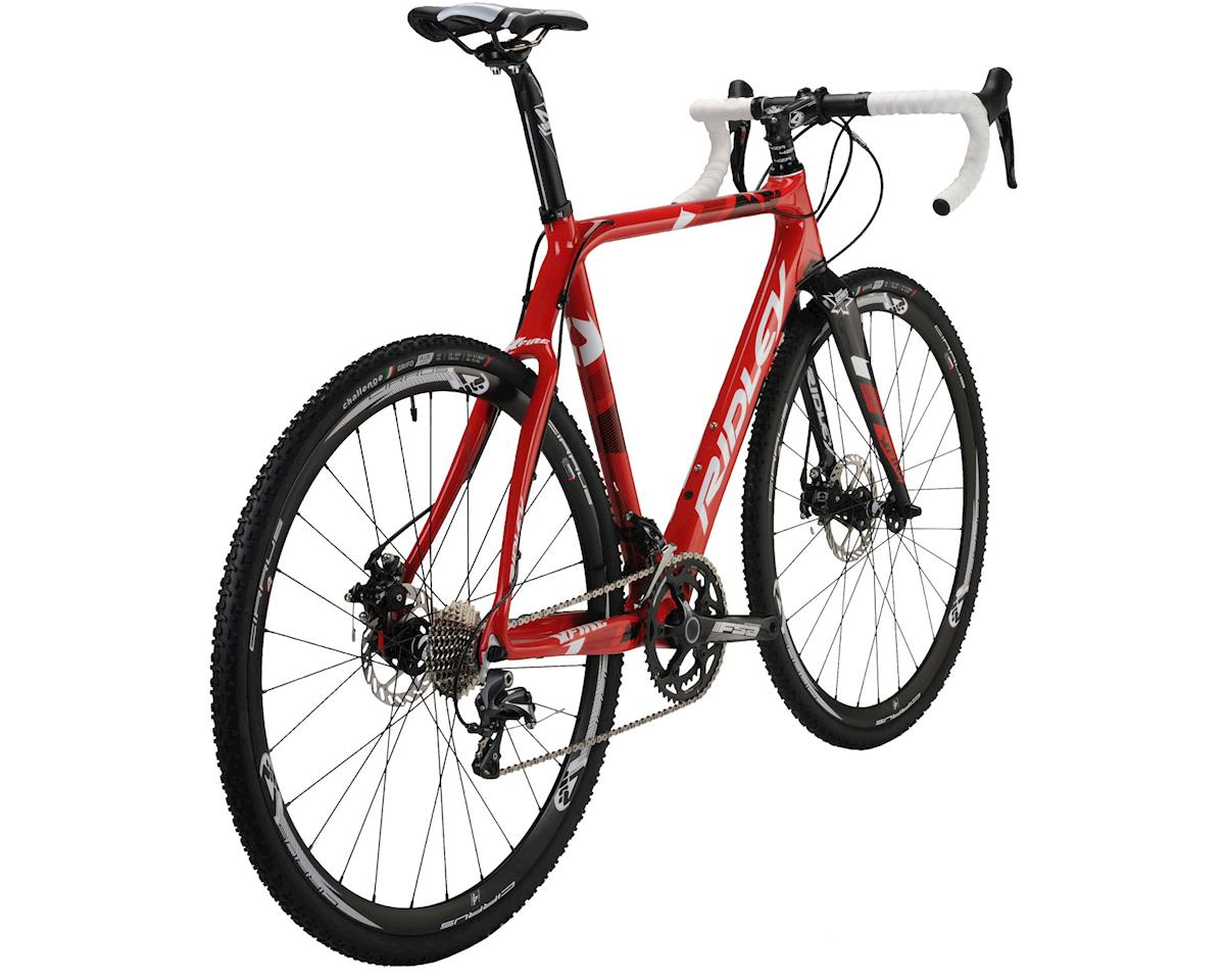 Ridley X-Fire 10 D Cyclocross Bike - 2015 (Red/White/Black)