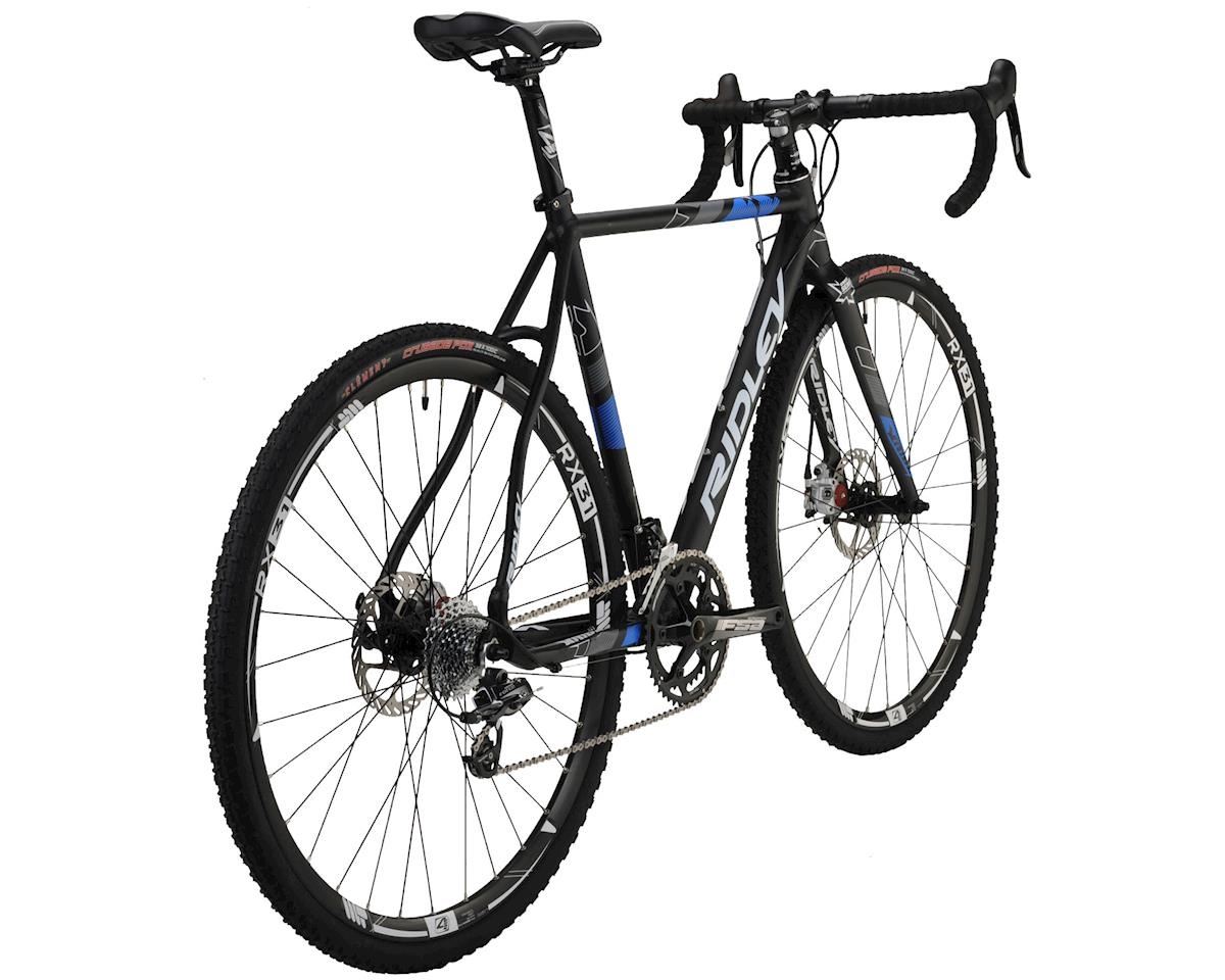 Ridley X-Ride 20 D Cyclocross Bike - 2015 (Black Camo)