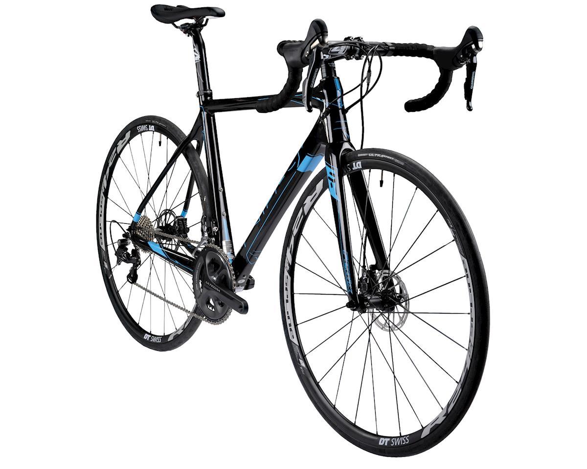 Ridley Fenix CR1-D Disc Road Bike - 2015 (Black/Blue) (Xsmall)
