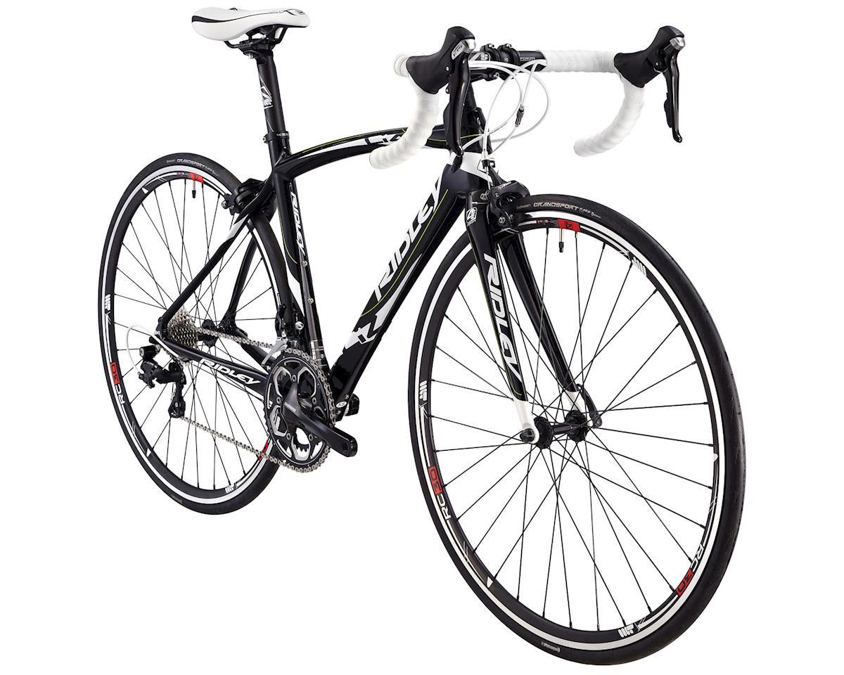 Ridley Liz CR2 105 Women's Road Bike - 2015 (Black/White) (Xsmall)