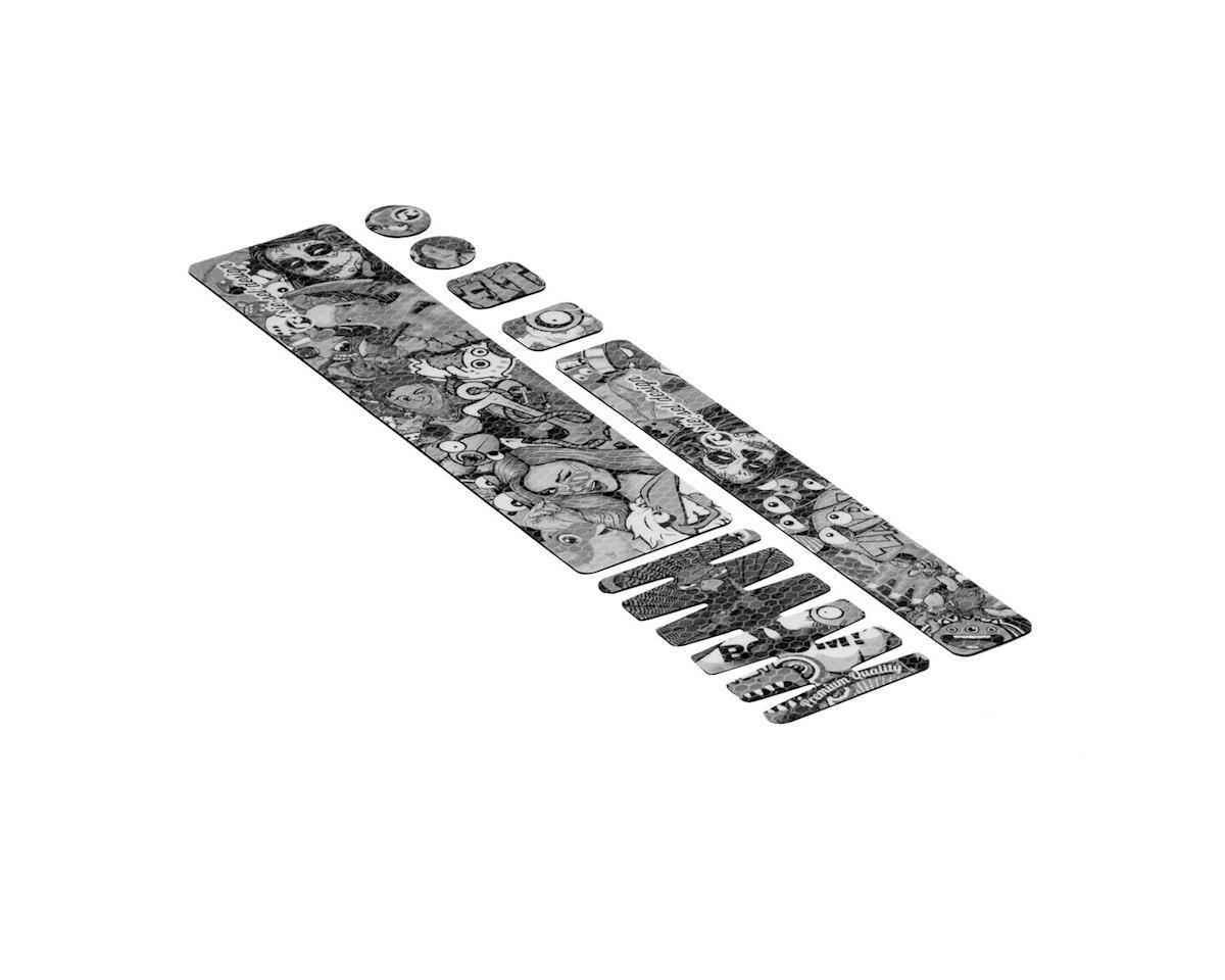 Rie:sel Design Frame Protection Film Set (Stickerbomb/Ultra Black)