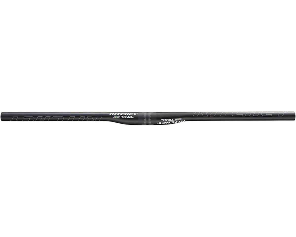 Thomson MTB Carbon Trail Handlebar 750mm 15mm Rise 31.8 Black