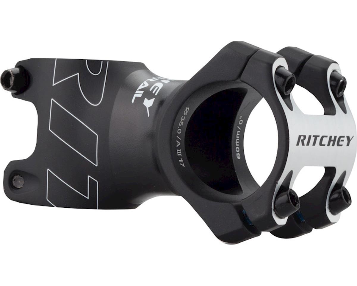 Ritchey WCS Trail 35 Stem (Matte Black) (+/- 0°) (35mm BCD) (1-1/8) (60mm)