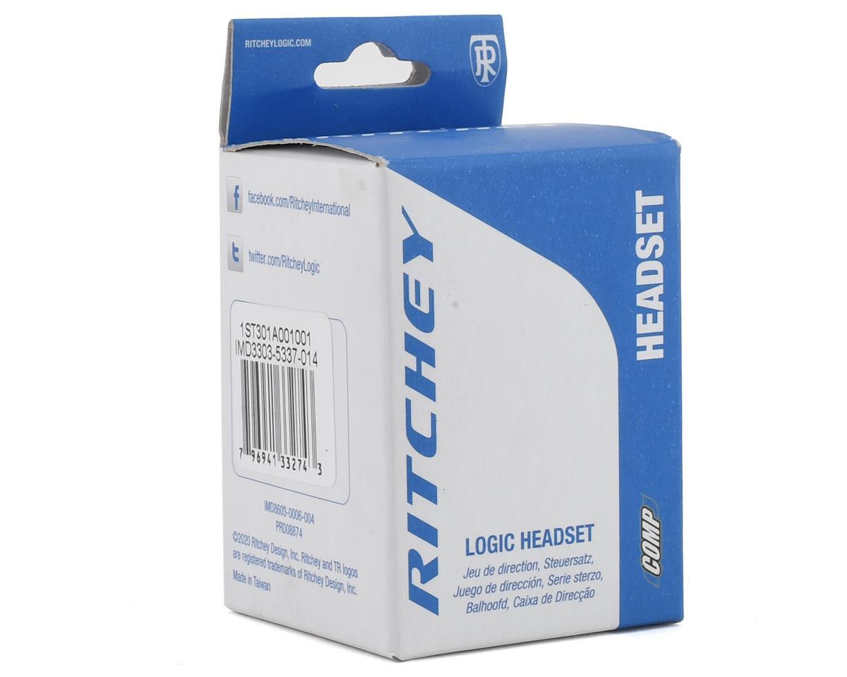 "Ritchey Comp Logic Threadless Headset (Black) (1-1/8"")"