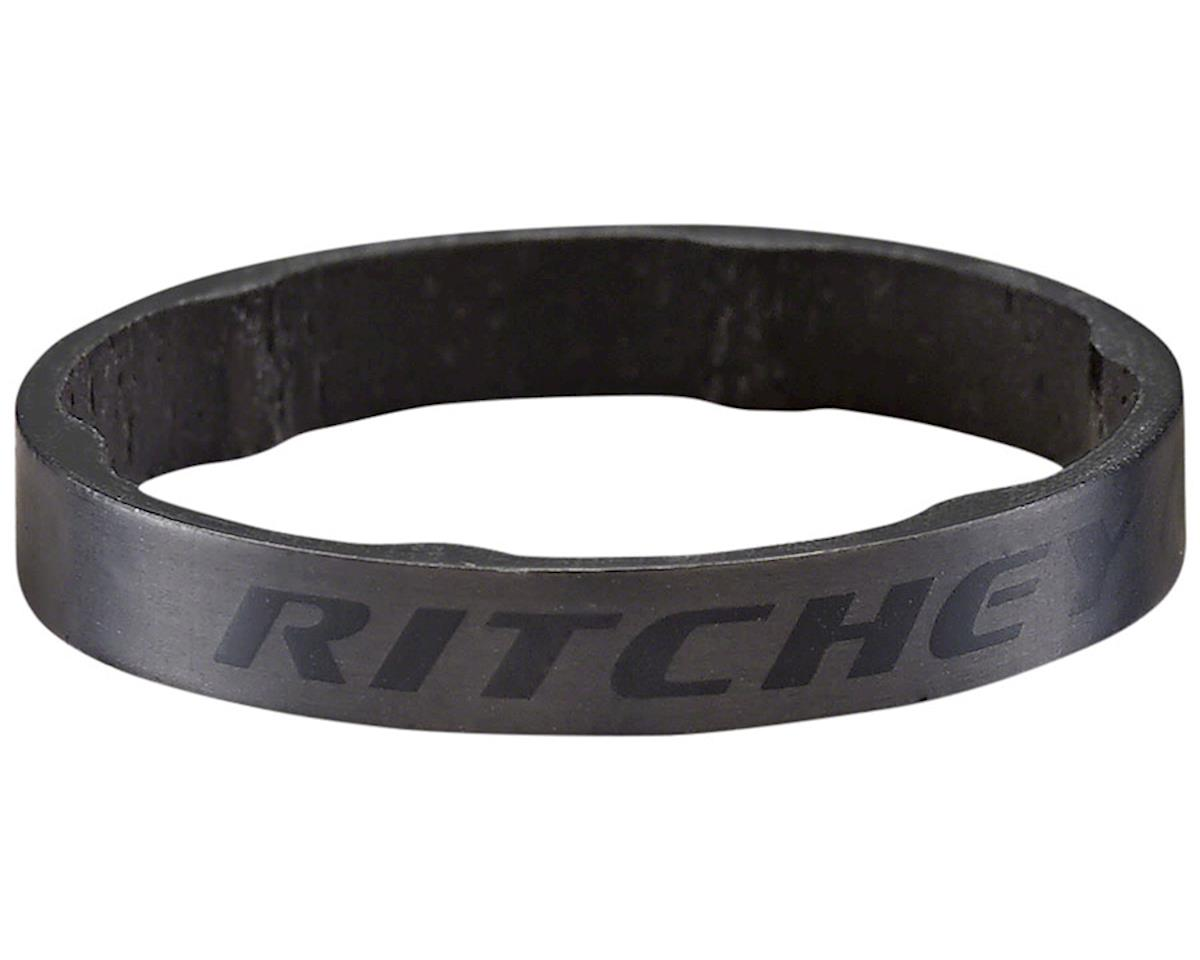 Ritchey WCS Carbon Headset Spacers (Black) (1-1/8) (5mm) (5)