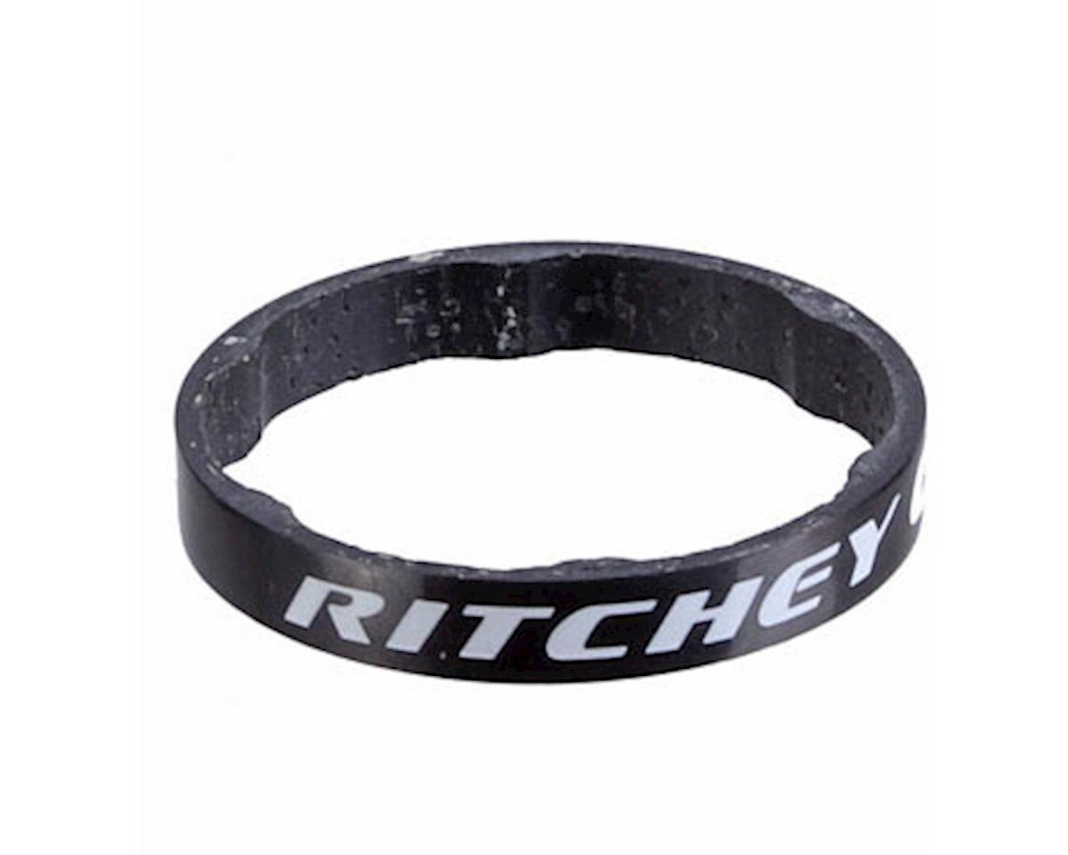 Ritchey WCS Carbon Headset Spacers (Gloss) (1-1/8) (10mm) (5)