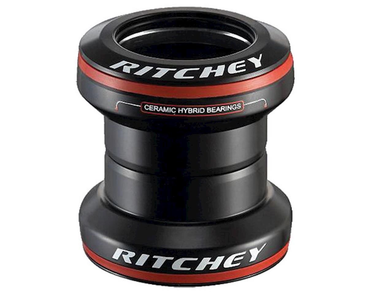 "Ritchey Superlogic 1-1/8"" Threadless Alloy Headset (Black)"
