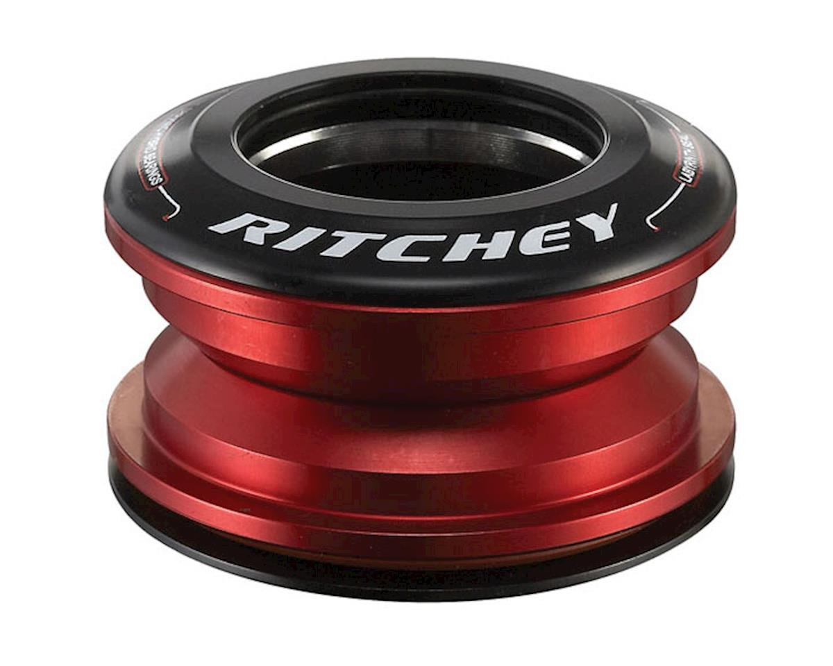 Ritchey AWI Superlogic PressFit Headset (Black/Red) (ZS44/28.6)