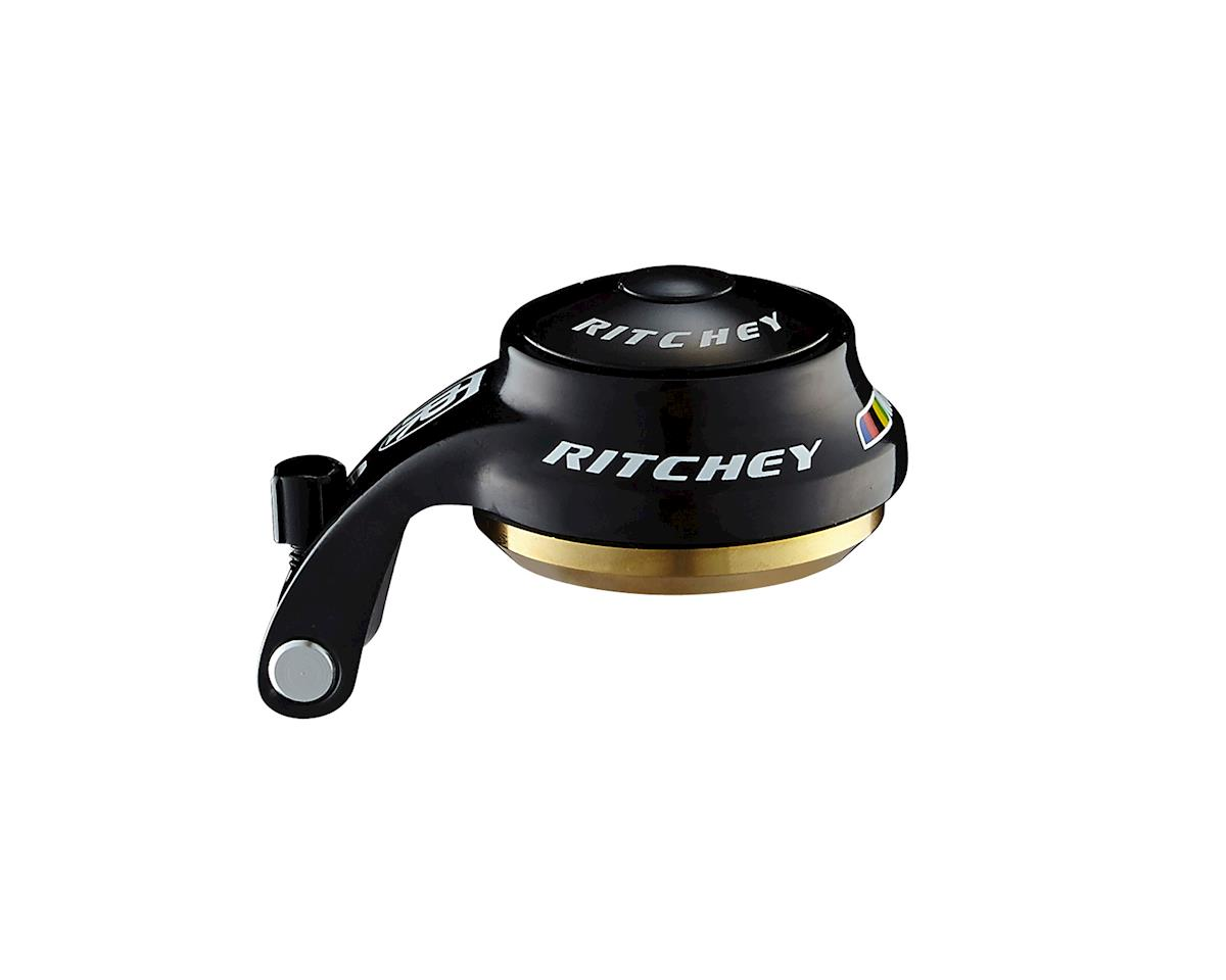"Ritchey Drop In WCS Headset Cross w/ Hanger (Black) (1-1/8"") (IS42/28.6) 