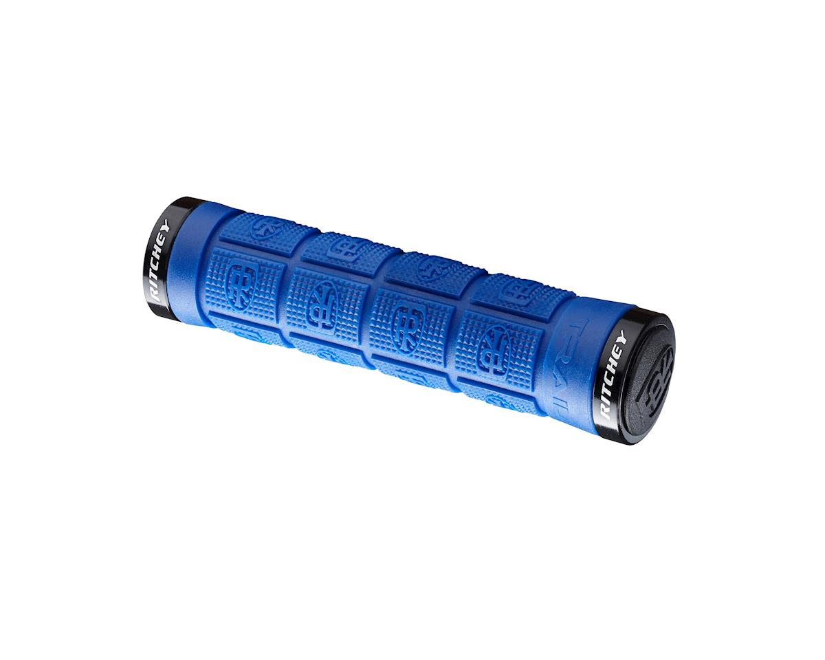 Ritchey WCS Locking Grips (Royal Blue) (135mm)