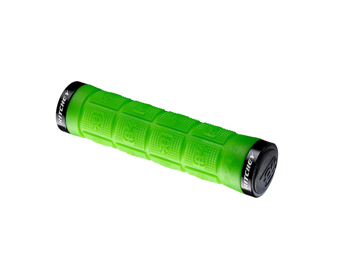 Ritchey WCS Locking Grips (Green) (135mm)