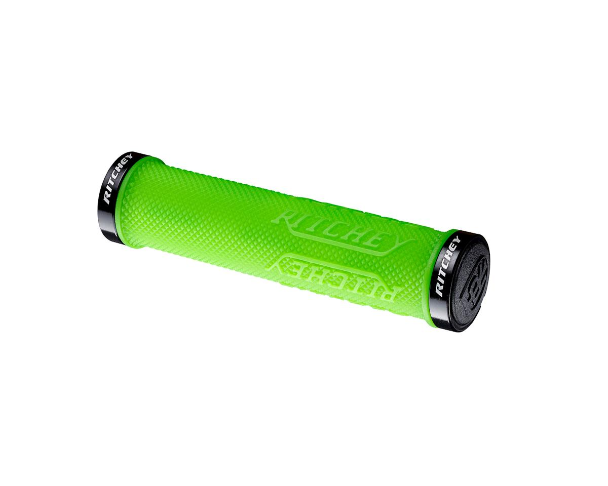 Ritchey WCS TrueGrip X Locking Grips (Green) (130mm)