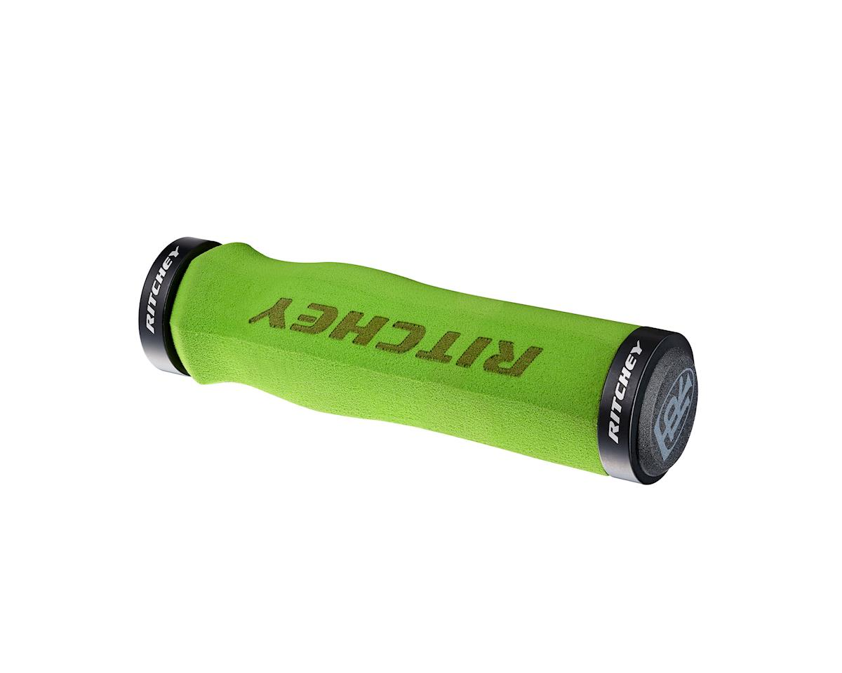 Ritchey WCS Locking Grips (Green) (130mm)