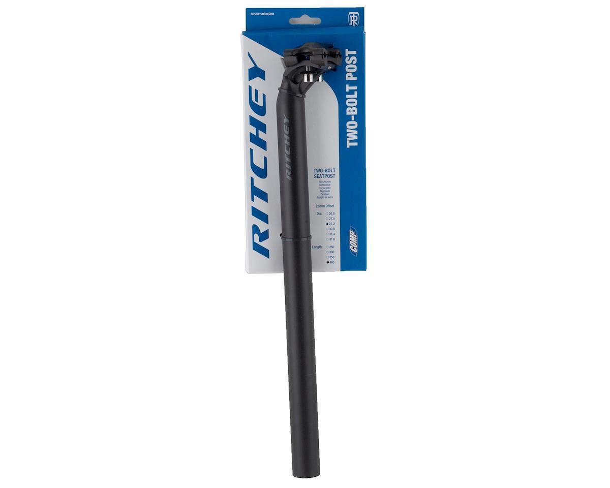Ritchey Comp 2-Bolt Seatpost (Black) (27.2mm) (400mm)
