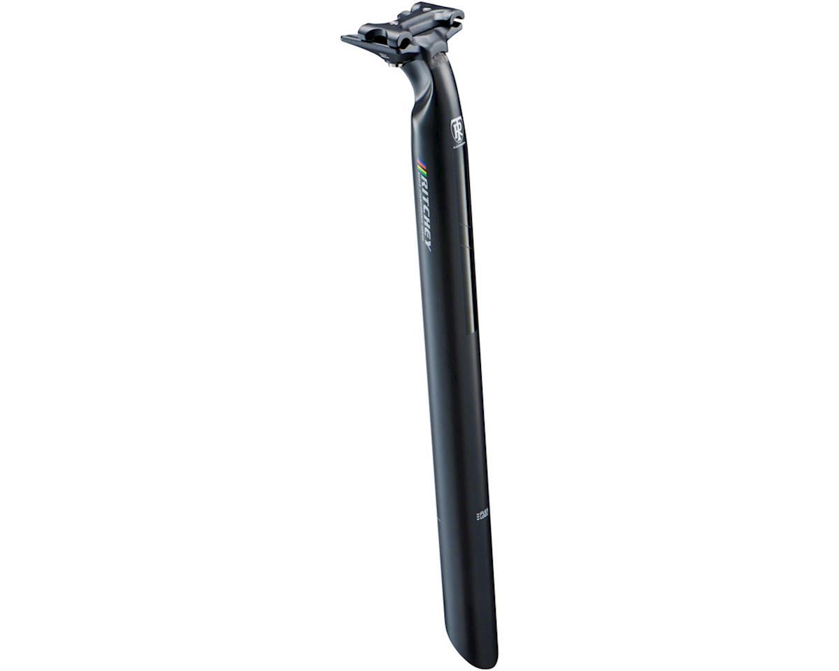 Ritchey WCS Carbon Link Flexlogic Seatpost (Black) (27.2) (400mm) (15mm Offset)