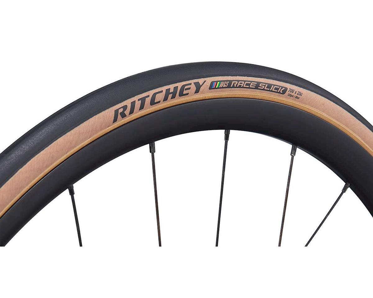 Ritchey Race Slick Road WCS Tire (Tan Wall) (700 x 25)