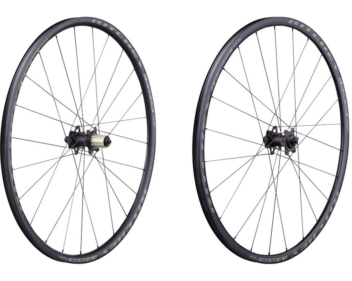 Ritchey WCS Zeta Disc Road Wheelset (700C) (Shimano Freehub) (Tubeless Ready)
