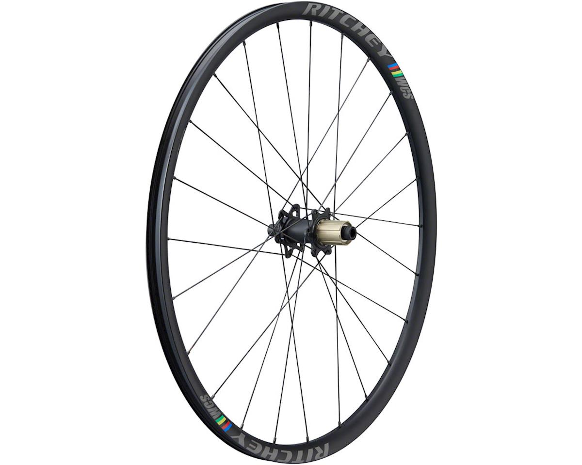 Ritchey WCS Zeta Disc Brake 700c Wheelset (Black) (Shimano/Sram 11-Speed)
