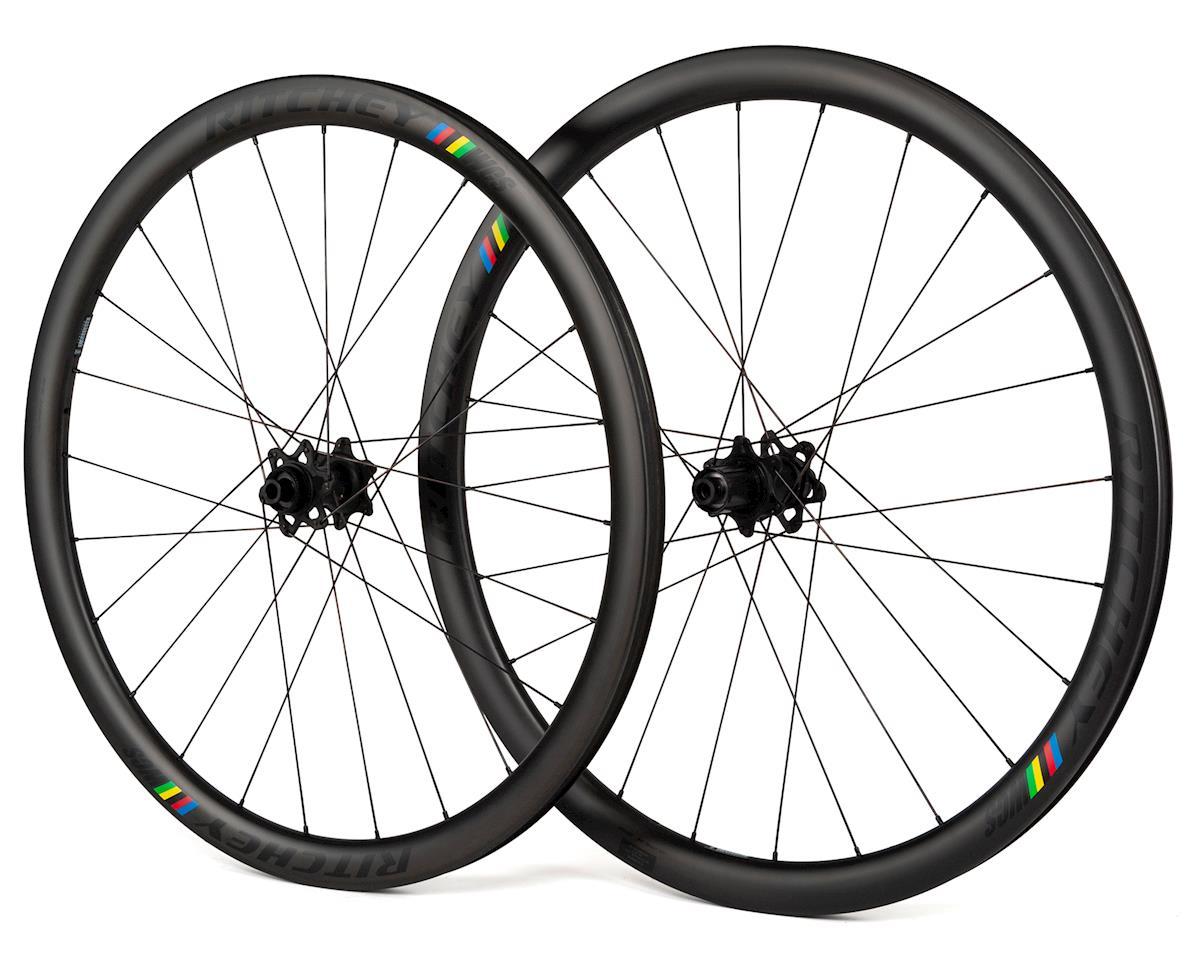 Ritchey WCS Apex 38 Carbon Road Disc Wheelset (Black) (12 x 100/142) (700c)