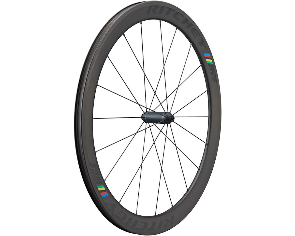 Image 2 for Ritchey WCS Apex 50 Tubeless Wheelset (Black) (QR x 100/130) (700c)
