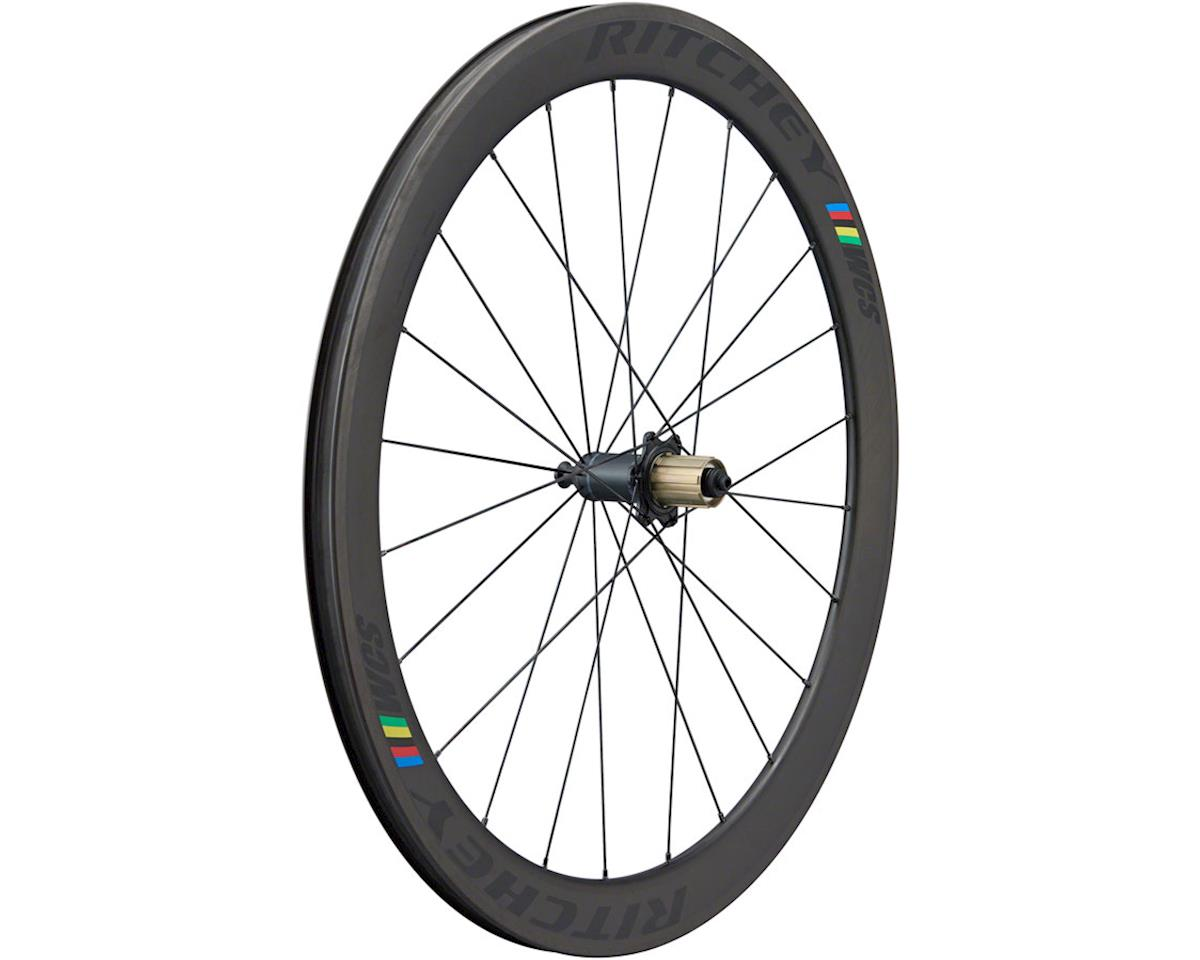 Image 3 for Ritchey WCS Apex 50 Tubeless Wheelset (Black) (QR x 100/130) (700c)