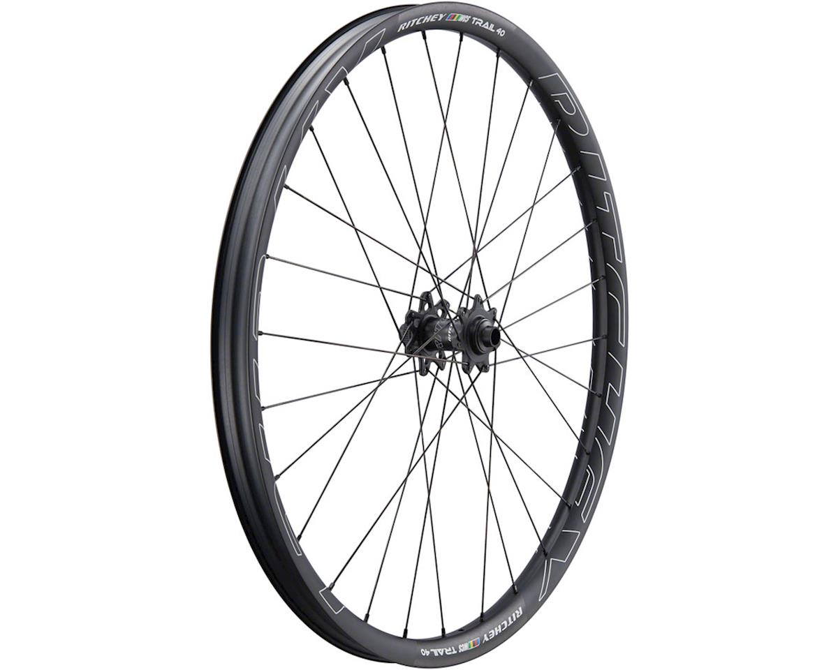 "Ritchey WCS Trail 40 27.5"" Wheelset (100x15mm Front) (142x12mm Rear Thru-Axle)"