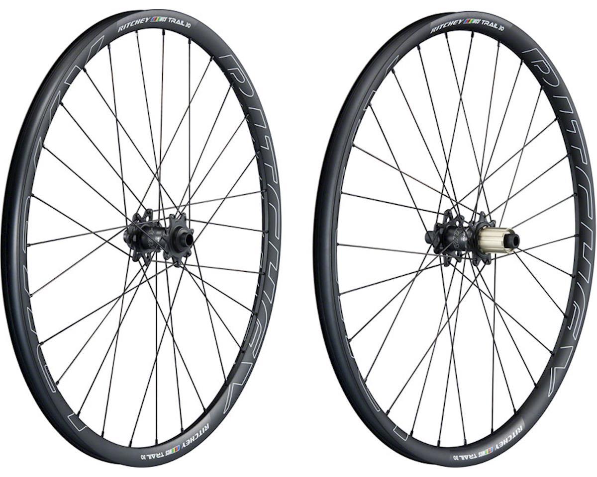 "Ritchey WCS Trail 30 Disc Brake 29"" Wheelset (Black) (Shimano/Sram 11-Speed)"