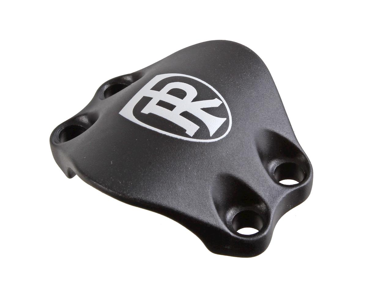 Ritchey AWI Stem Face Plate for 4-Axis Stem (Black)