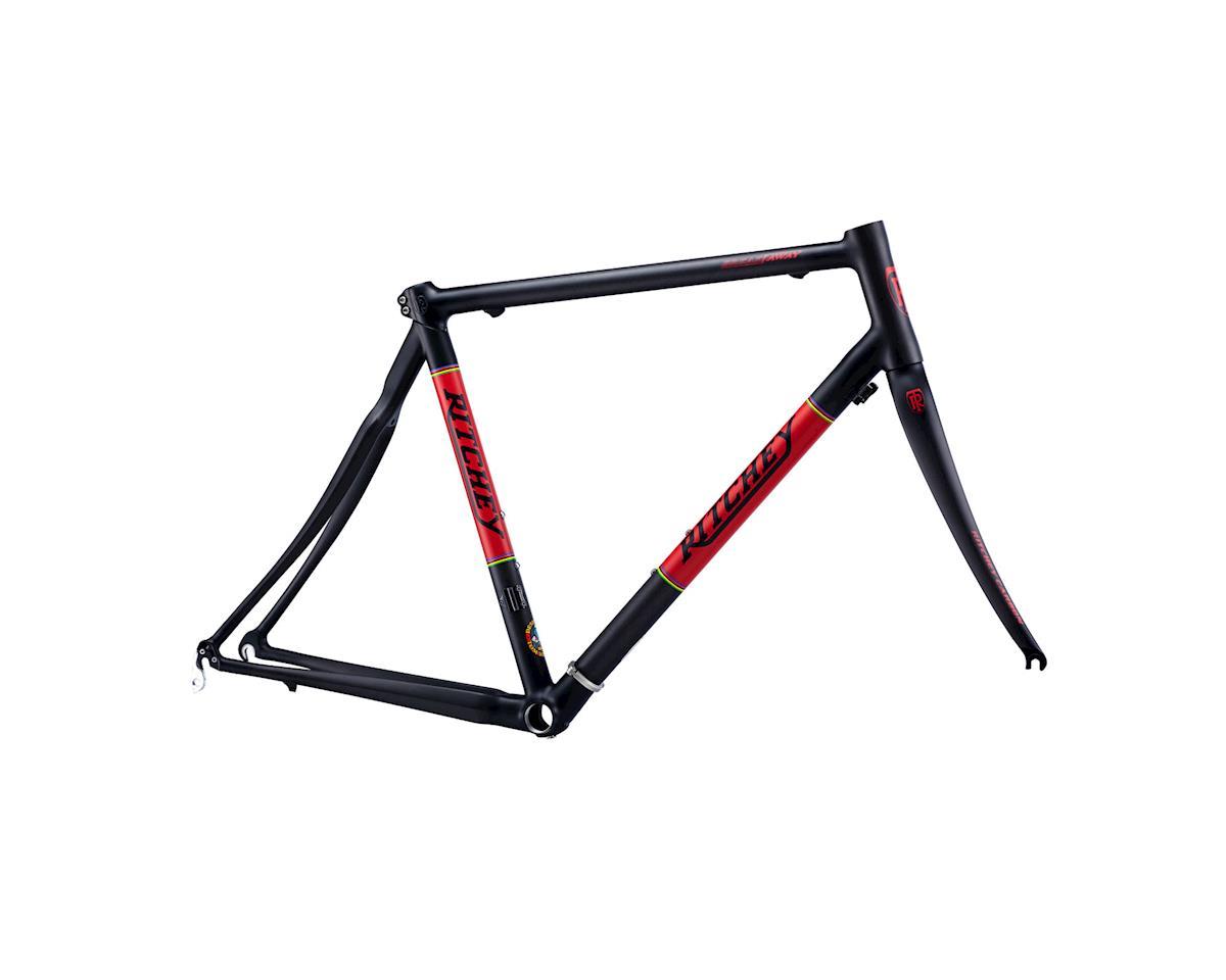 Ritchey WCS Road Break Away Carbon Frameset (Black/Red) (L)