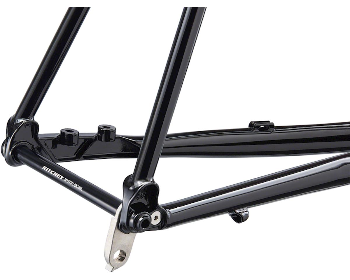 Image 5 for Ritchey Road Logic Disc Frameset (Black/Grey) (51)