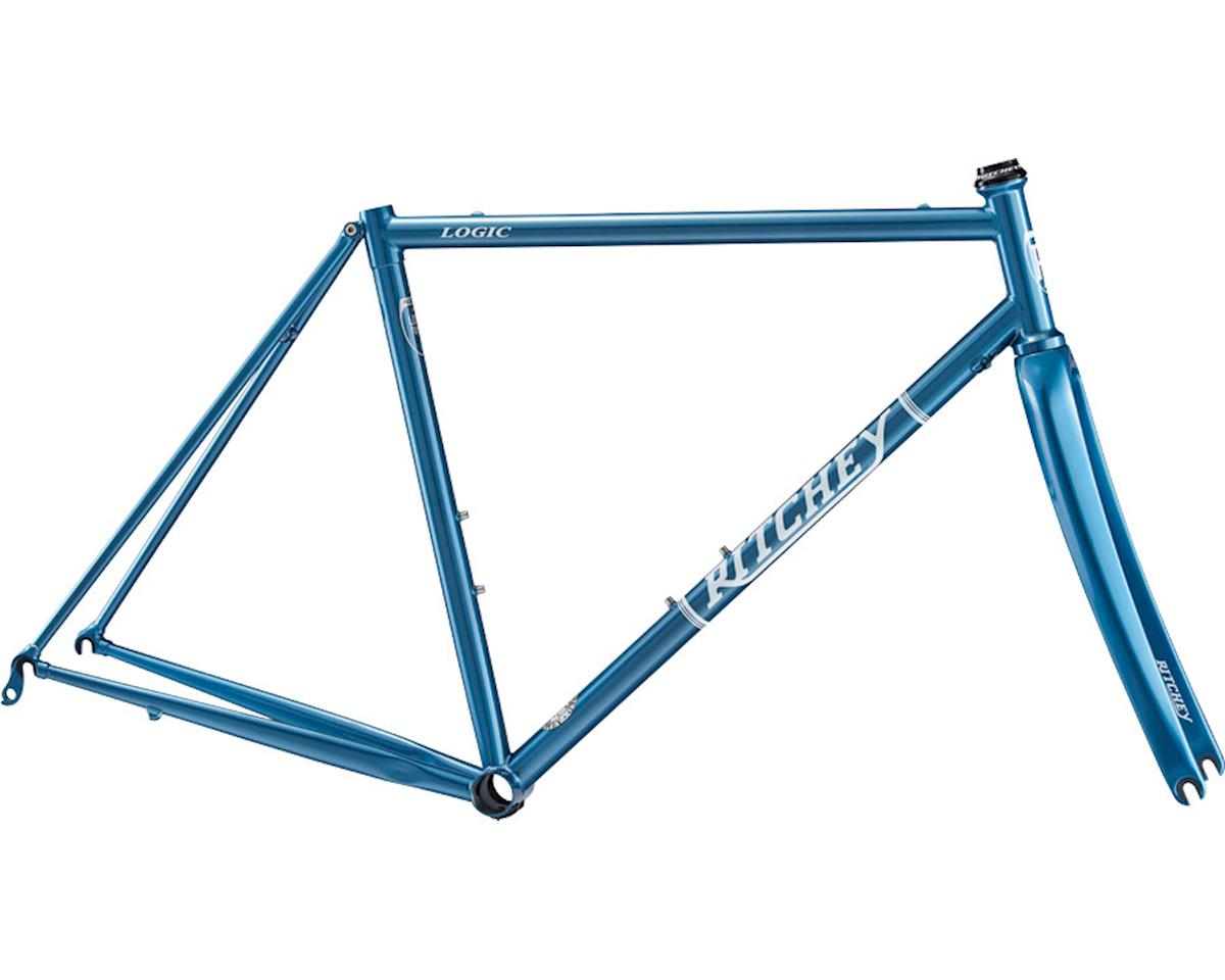 Ritchey Road Logic frameset, blue (M)