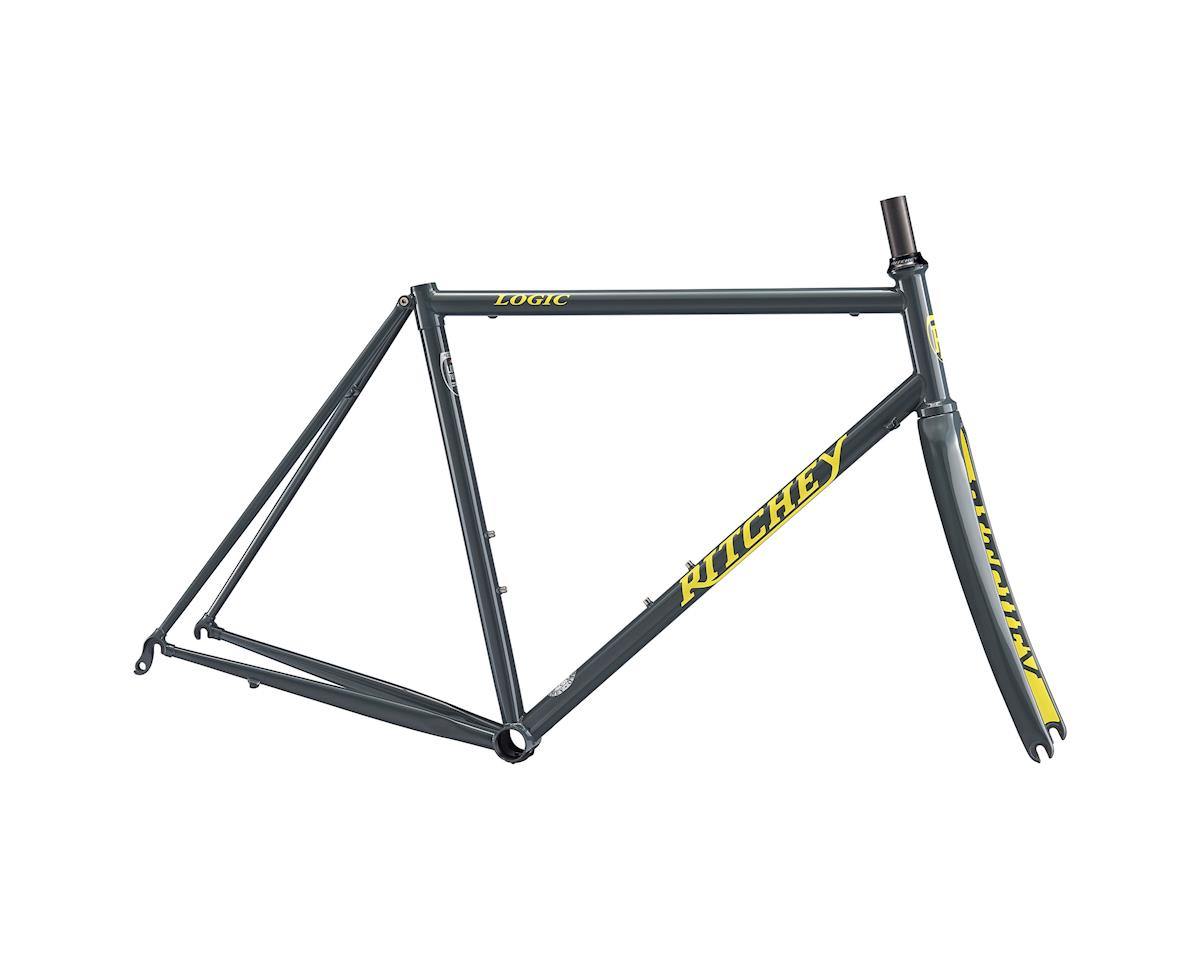 Ritchey Road Logic Frameset (Grey/Yellow)