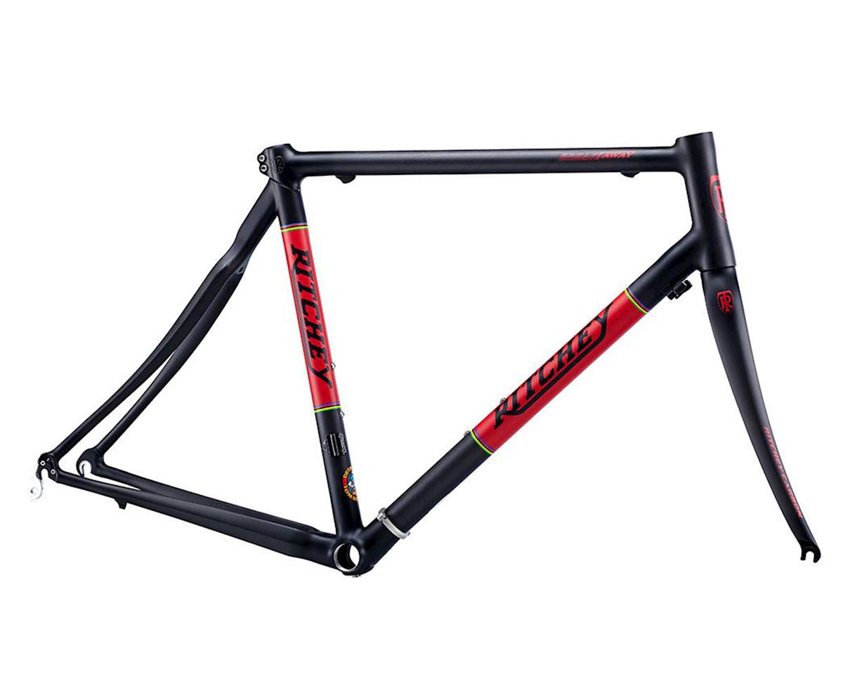 Ritchey Break-Away Carbon Road WCS Frameset (Red)
