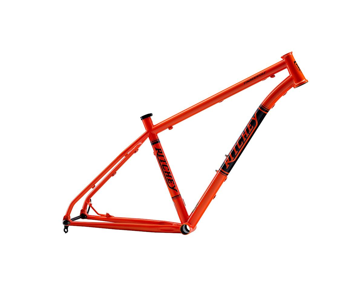"Ritchey Timberwolf WCS 27.5"" Mountain Bike Frame (Orange)"