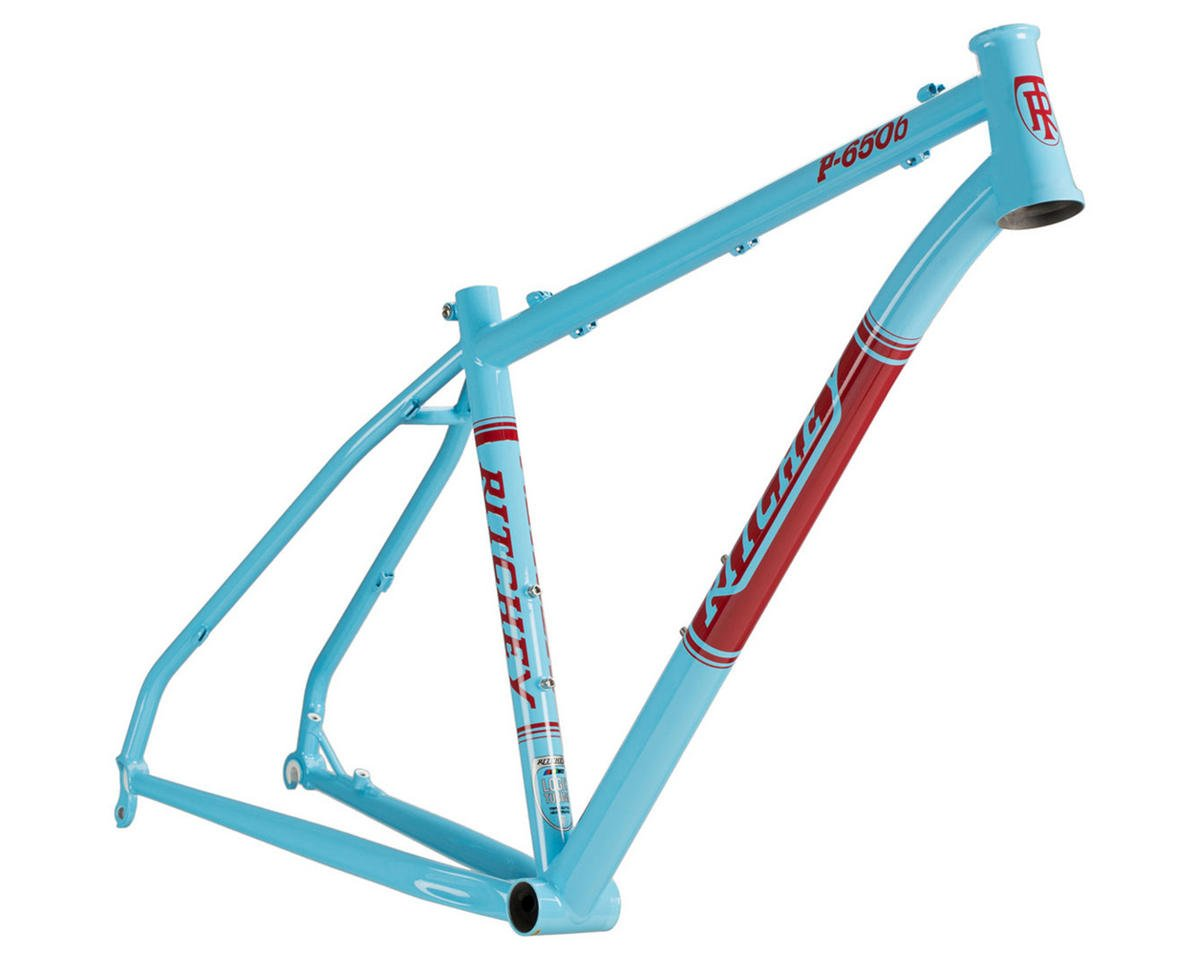 "Ritchey P-650B Mountain Frame (Light Blue) (17"")"