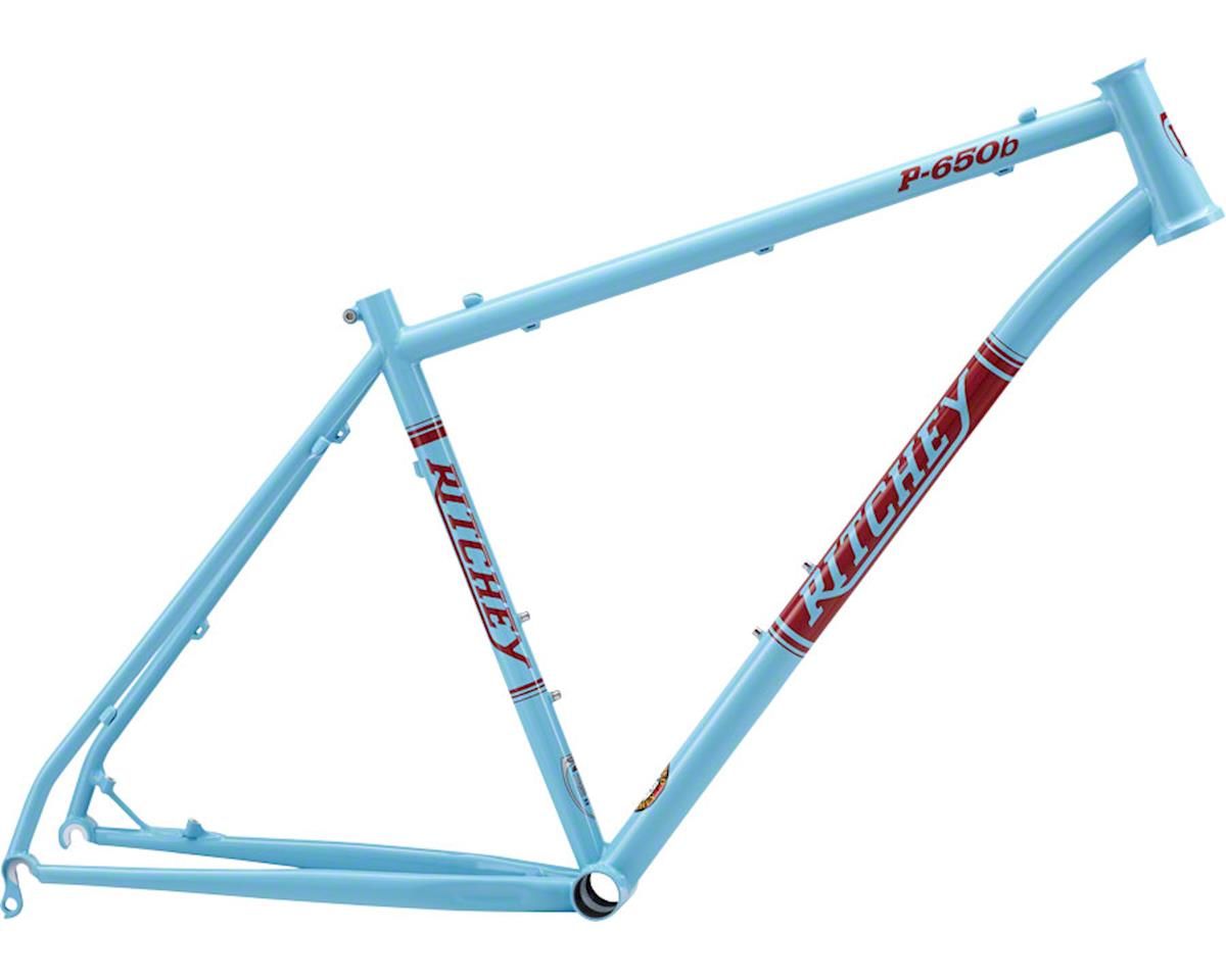 "Ritchey P-650B Mountain Frame (Light Blue) (19"")"