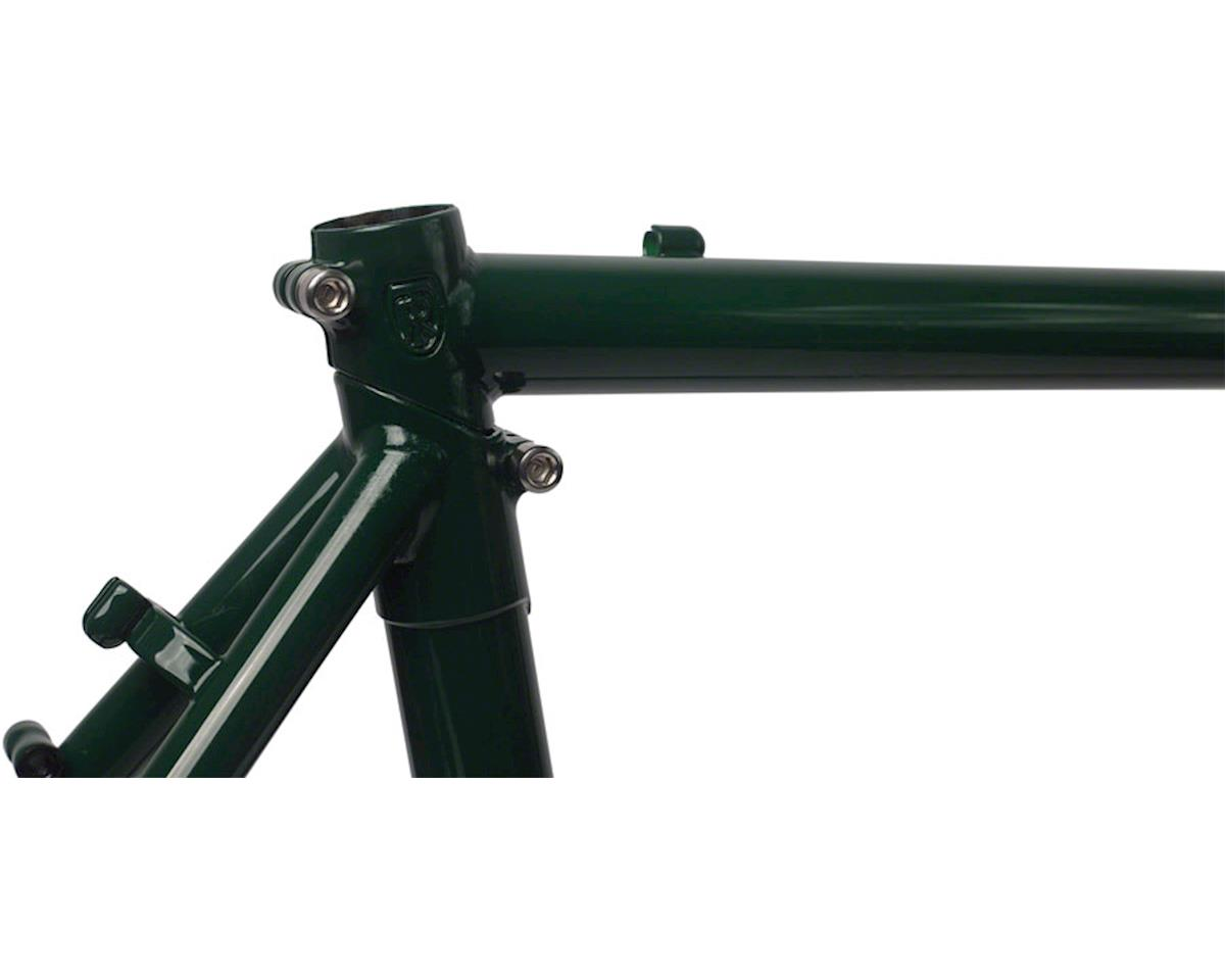 Image 5 for Ritchey CX Pro Break-Away CrMo Frameset (Green) (M)