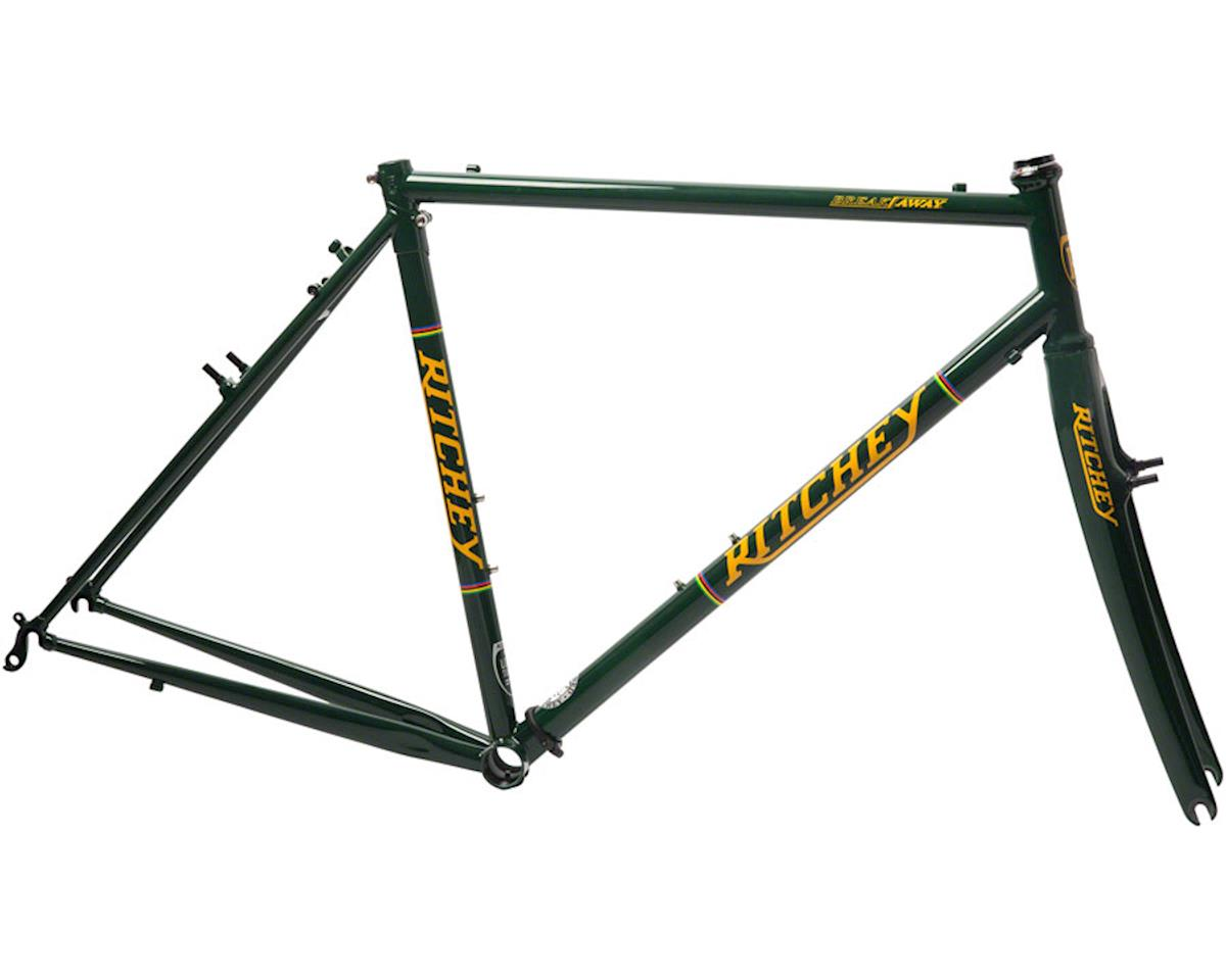 Image 1 for Ritchey CX Pro Break-Away CrMo Frameset (Green) (L)