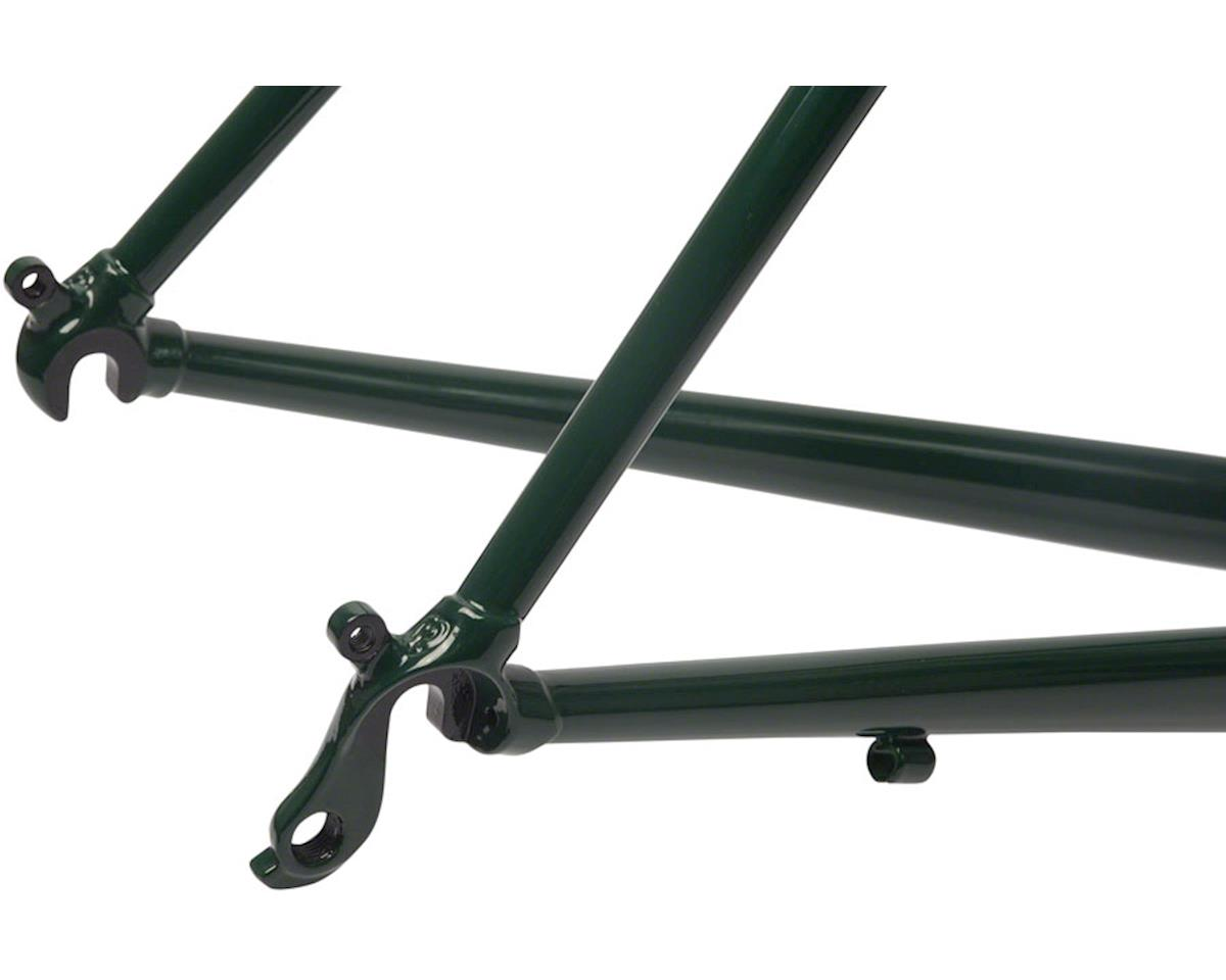 Image 3 for Ritchey CX Pro Break-Away CrMo Frameset (Green) (L)