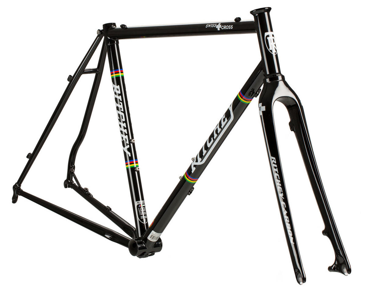 Ritchey Swiss Cross CX Disc Frameset (Black) (57cm)